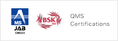 QMS Certifications